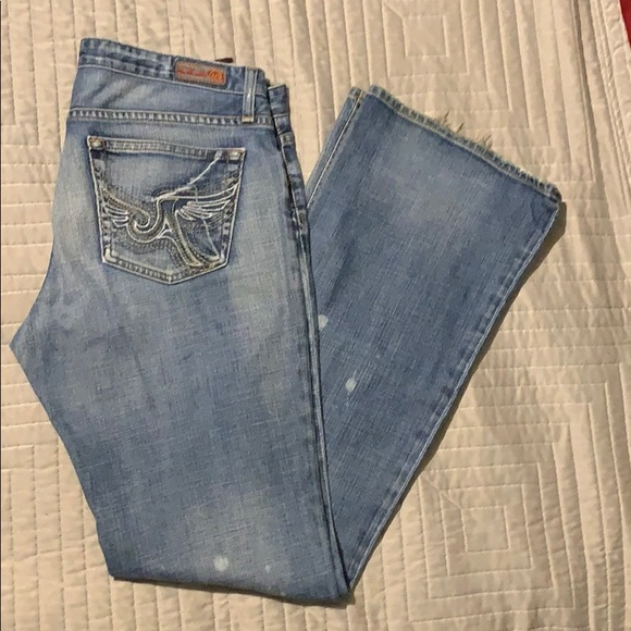 "Ag Adriano Goldschmied Denim - Adriano Goldschmied ""the Angelina"" size 31reg"